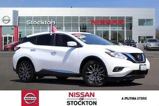 2015 Nissan Murano FWD 4dr Platinum SUV