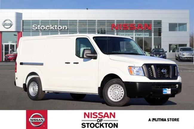 New 2018 Nissan NV Cargo NV1500 S V6 Van Cargo Van Stockton, CA