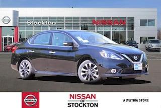 Used 2018 Nissan Sentra SR CVT Sedan Stockton, CA