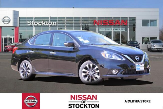 Used 2018 Nissan Sentra SR CVT Sedan Stockon, CA