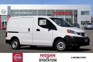 New 2019 Nissan NV200 S Van Compact Cargo Van Stockton, CA