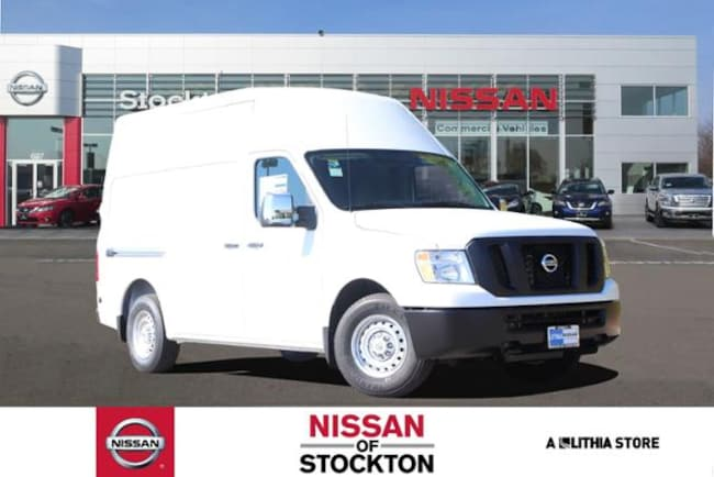 New 2018 Nissan NV Cargo NV3500 HD SV V8 Van High Roof Cargo Van Stockton, CA