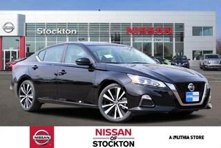 New 2019 Nissan Altima 2.5 SR Sedan Stockton, CA