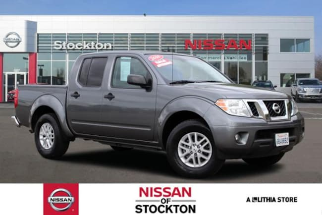 Used 2016 Nissan Frontier 2WD Crew Cab SWB Auto SV Truck Crew Cab Stockon, CA