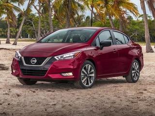 2020 Nissan Versa 1.6 S Sedan