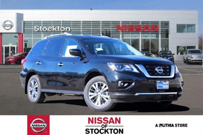 New 2019 Nissan Pathfinder SL SUV Stockton, CA