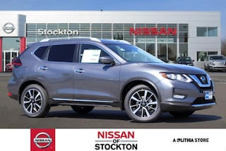 New 2019 Nissan Rogue S SUV Medford, OR