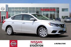 New Nissan Sentra 2019 Nissan Sentra S Sedan for sale in Stockton, CA