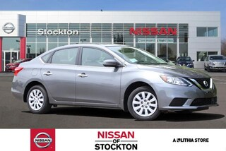 New 2019 Nissan Sentra S Sedan Stockton, CA