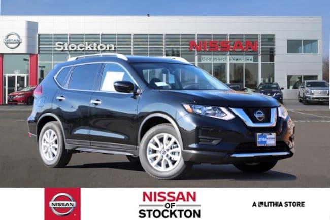 New 2019 Nissan Rogue SV SUV Stockton, CA