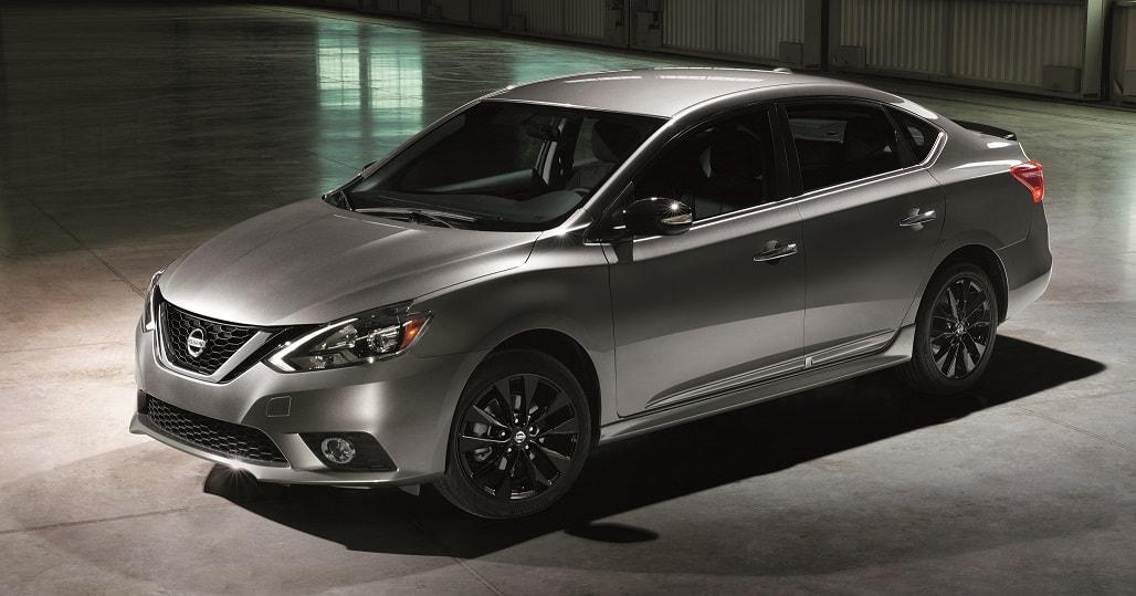 New Nissan Sentra Sedans for Sale near Modesto, CA | Nissan of ...