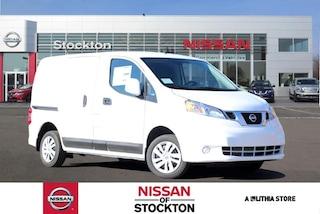 New 2019 Nissan NV200 SV Van Compact Cargo Van Stockton, CA