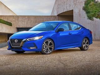 New 2020 Nissan Sentra SV Sedan Stockton, CA