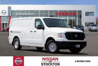 New 2018 Nissan NV Cargo NV2500 HD S V6 Van Cargo Van Stockton, CA