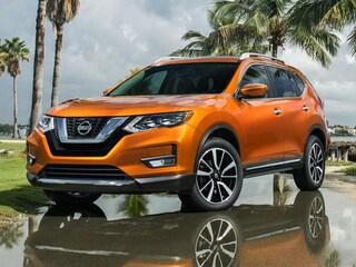 New 2018 Nissan Rogue SV SUV Stockton, CA