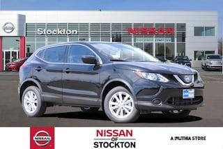 New 2018 Nissan Rogue Sport S SUV Stockton, CA