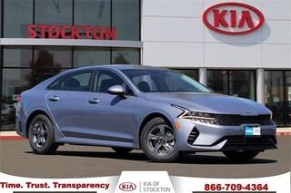 New 2021 Kia K5 LXS Sedan Stockton, CA