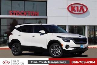 New 2021 Kia Seltos S SUV Stockton, CA