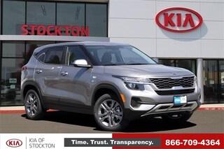 New 2021 Kia Seltos LX SUV Stockton, CA