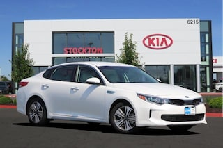 New 2018 Kia Optima Hybrid EX Sedan Stockton, CA
