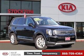 Certified Pre-Owned 2020 Kia Telluride LX AWD SUV Stockton, CA