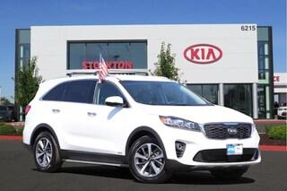 New 2019 Kia Sorento 3.3L EX SUV Stockton, CA