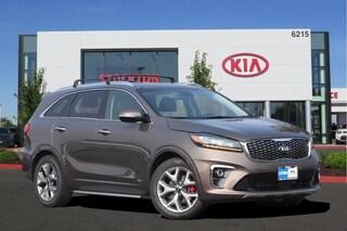 New 2019 Kia Sorento 3.3L SX SUV Stockton, CA