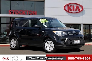 Used 2015 Kia Soul 5dr Wgn Man Base Hatchback Stockton, CA