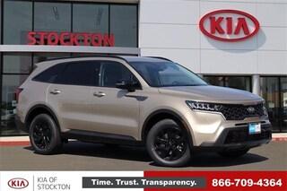 New 2021 Kia Sorento S SUV Stockton, CA