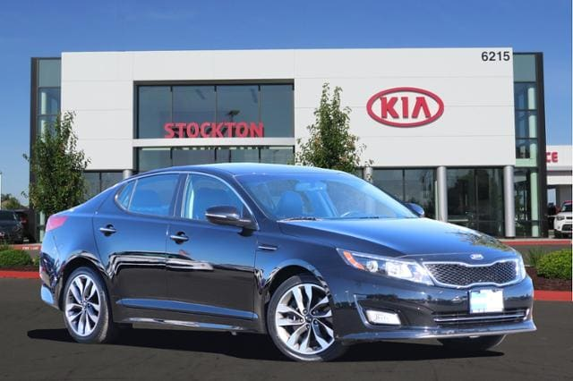 New 2015 Kia Optima 4dr Sdn SX Sedan Stockton, CA
