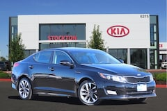 Certified Pre-Owned 2015 Kia Optima 4dr Sdn SX Sedan Stockton, CA