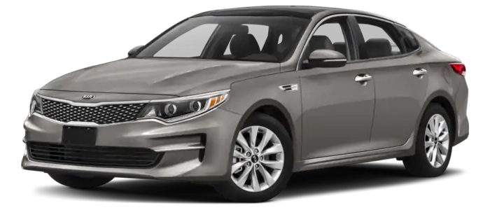 Kia Optima LX FWD | Automatic