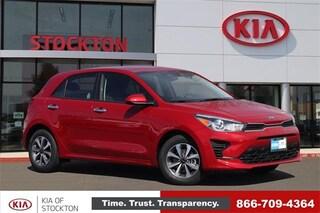 New 2021 Kia Rio S Hatchback Stockton, CA