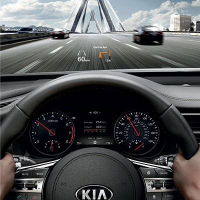 Kia Interior and Exterior Vehicle Features