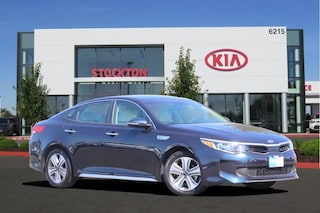 New 2018 Kia Optima Hybrid EX Sedan Stockton, CA