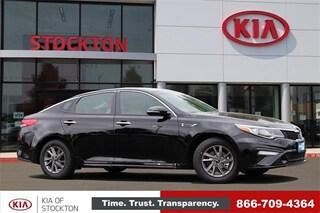 New 2020 Kia Optima LX Sedan Stockton, CA