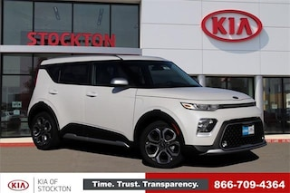 New 2021 Kia Soul GT-Line Hatchback Stockton, CA