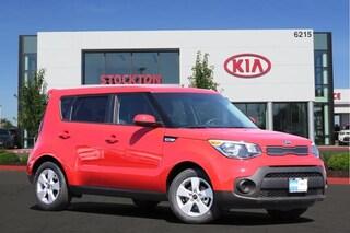 New 2019 Kia Soul Base Hatchback Stockton, CA