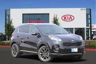 New 2019 Kia Sportage EX SUV Stockton, CA