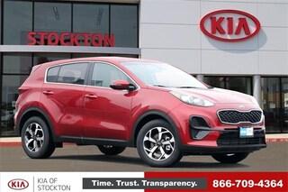 New 2021 Kia Sportage LX SUV Stockton, CA