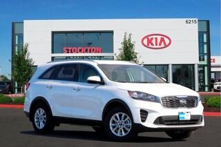 New 2019 Kia Sorento 2.4L LX SUV Stockton, CA
