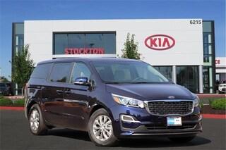 New 2021 Kia Sedona LX Van Passenger Van Stockton, CA