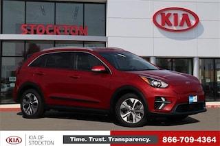 New 2020 Kia Niro EV EX Premium SUV Stockton, CA