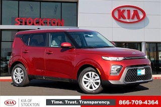 New 2021 Kia Soul LX Hatchback Stockton, CA