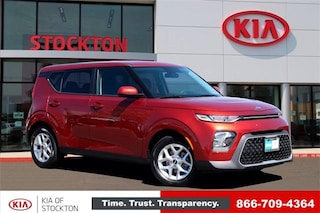 New 2021 Kia Soul S Hatchback Stockton, CA