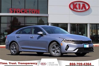 New 2021 Kia K5 LX Sedan Stockton, CA