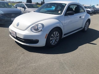 Used 2014 Volkswagen Beetle 2dr Auto 1.8T Entry Pzev Hatchback Stockton, CA