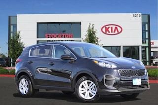 New 2019 Kia Sportage LX SUV Stockton, CA