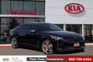 Certified Pre-Owned 2019 Kia Stinger GT2 RWD Sedan Stockton, CA