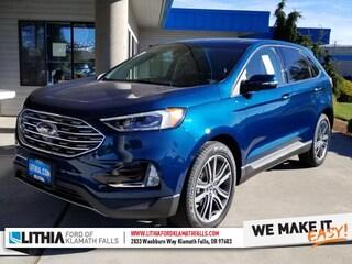 New 2020 Ford Edge Titanium SUV Klamath Falls, OR